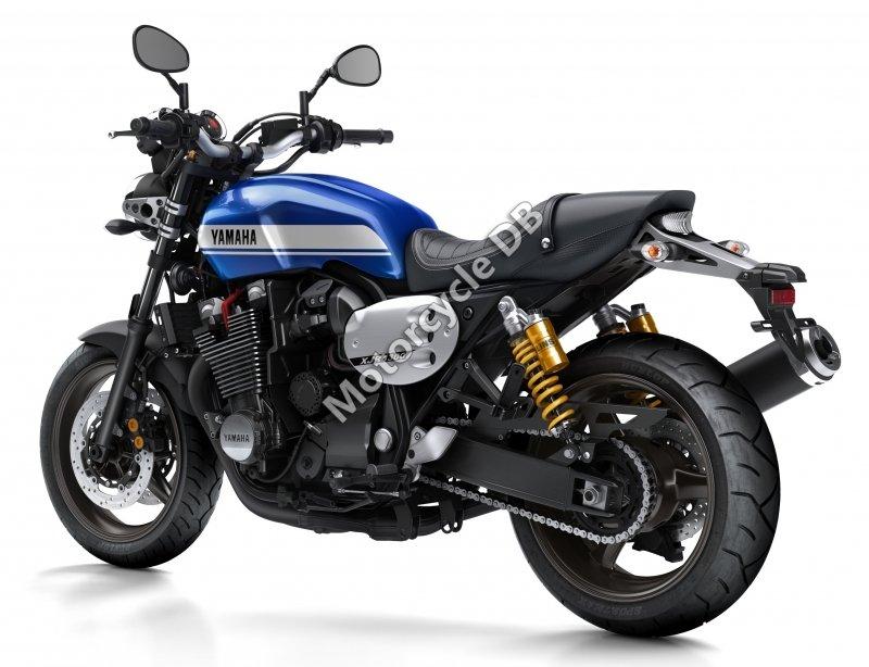 Yamaha XJR 1300 2002 26341