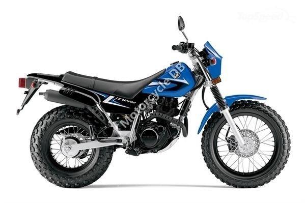 Yamaha TW200 2014 23808