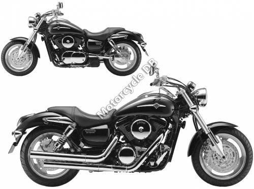 Kawasaki VN 1500 Mean Streak 2002 6898