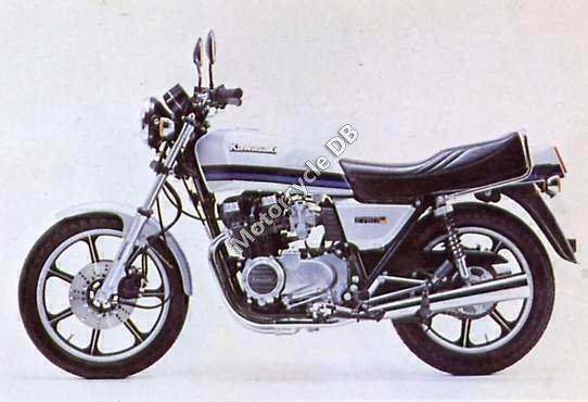 Kawasaki Z 750 GT 1982 6870