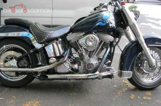 Harley-Davidson FLST 1340 Heritage Softail 1988 10566
