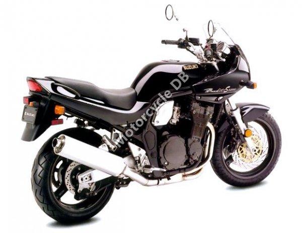 Suzuki GSF 1200 S Bandit 1998 11478
