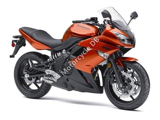 Kawasaki Ninja 650R 2011 4846