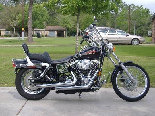 Harley-Davidson FXDWG Dyna Wide Glide 1999 7657