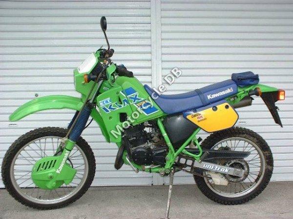 Kawasaki KMX 125 1998 17927