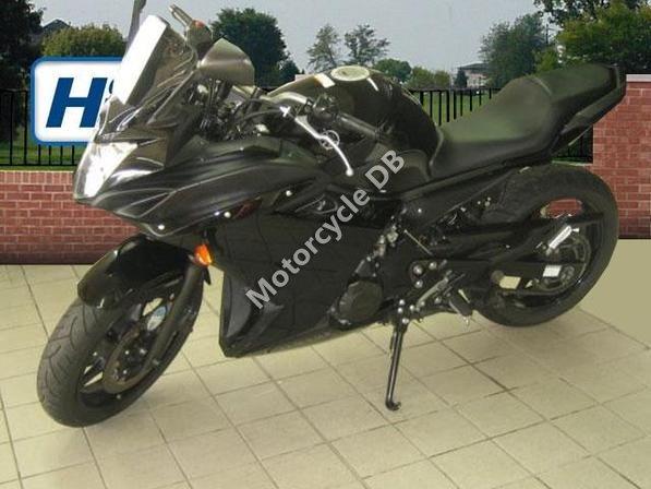Yamaha XJ Diversion F ABS 2010 16486