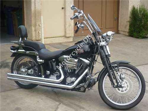 Harley-Davidson Springer Softail 1996 9531