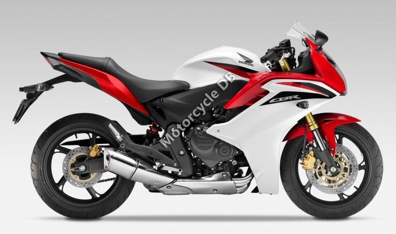 Honda CBR600F 2013 30012