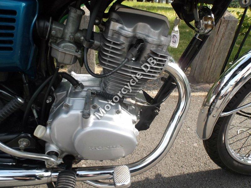 Honda CG 125 1997 30446
