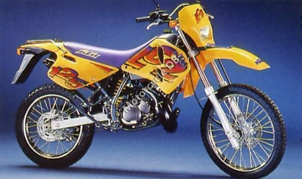 KTM 125 LC2 1997 13300