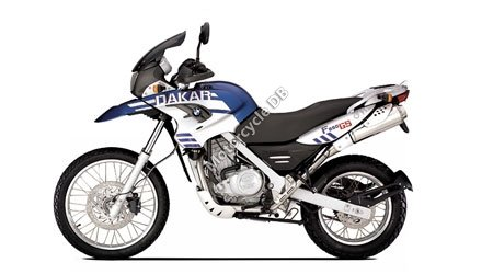 BMW F 650 GS Dakar 2005 5821 Thumb