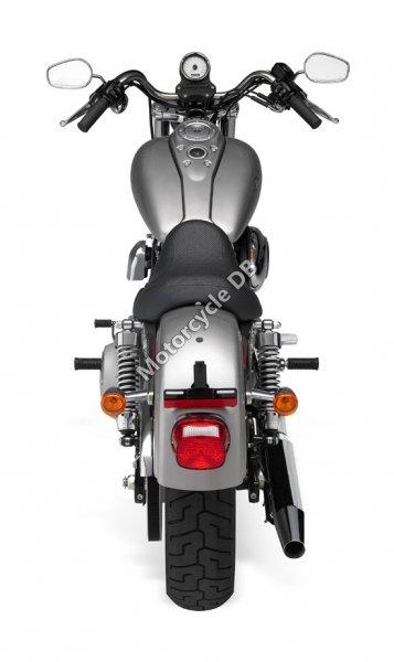Harley-Davidson FXD Dyna Super Glide 2009 3105