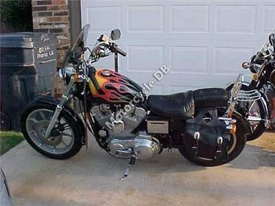 Harley-Davidson 883 Sportster Hugger 1994 10220