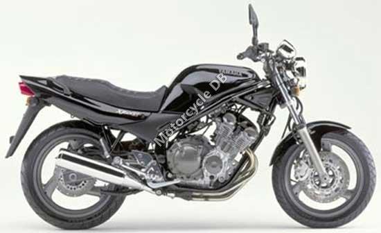 Yamaha XJ 600 S Diversion 2003 16389