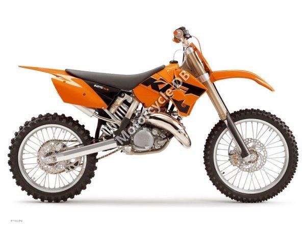 KTM 125 SX 2005 10021