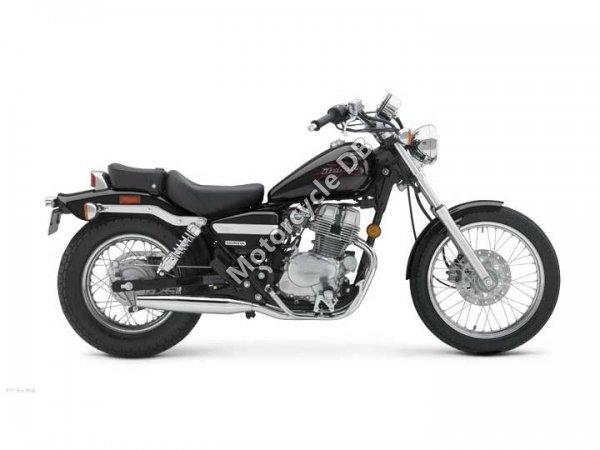Honda Rebel 2006 10848