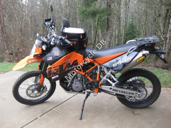 KTM 950 Super Enduro R 2007 7455