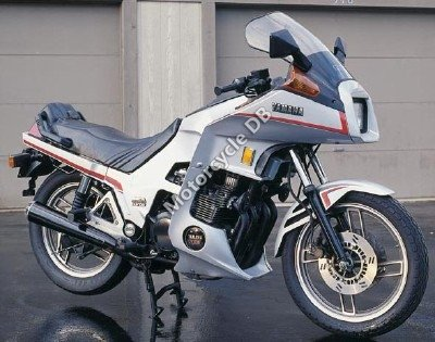 Yamaha XJ 650 1983 18799