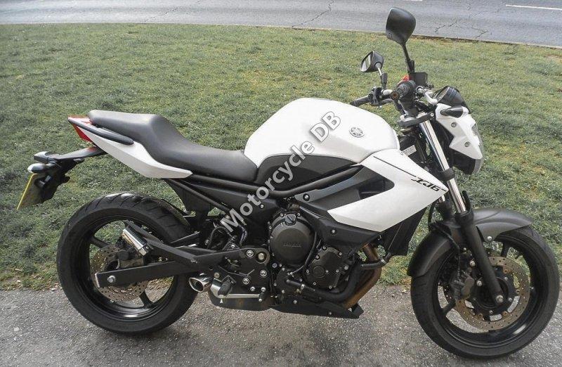Yamaha XJ6 2015 26836