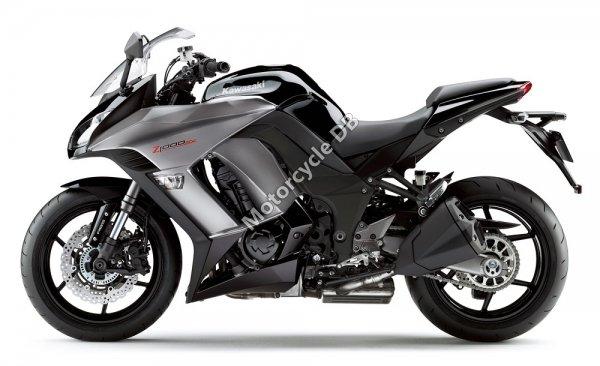 Kawasaki Z 1000 SX 2012 22215