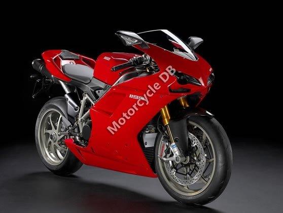 Ducati Superbike 1198 2011 6342