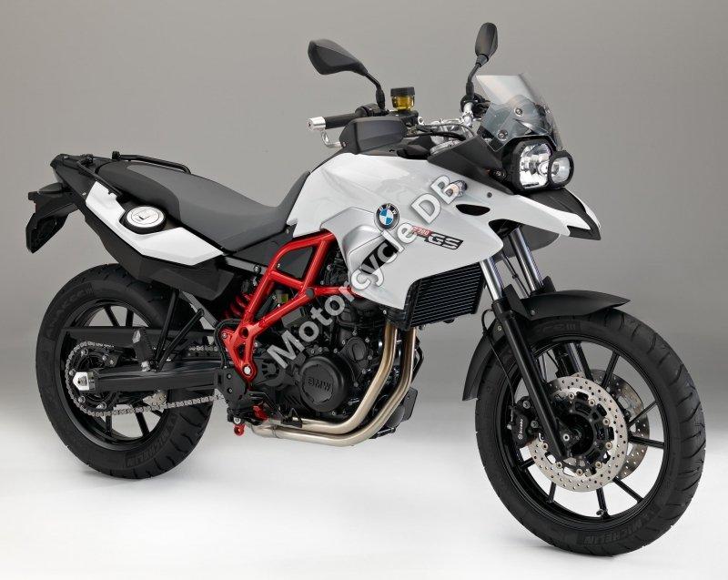 BMW F 700 GS 2014 32014