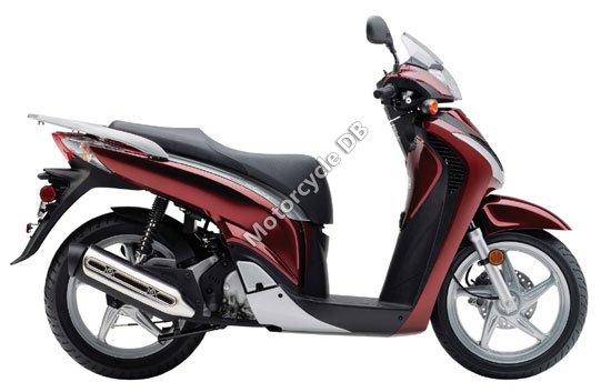 Honda SH150i 2010 5393