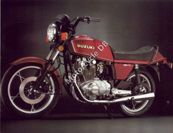 Suzuki GS 450 E 1988 10698
