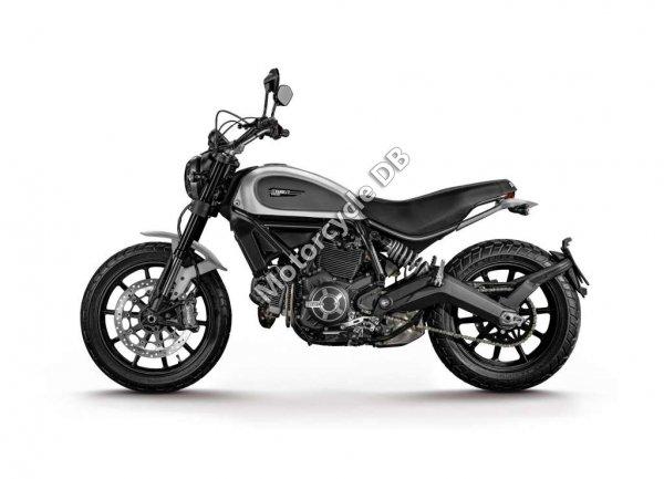 Ducati Scrambler Icon 2018 24555