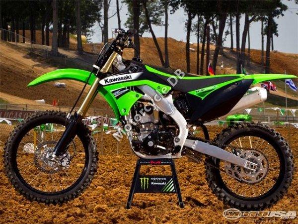 Kawasaki KX 250F 2011 15763