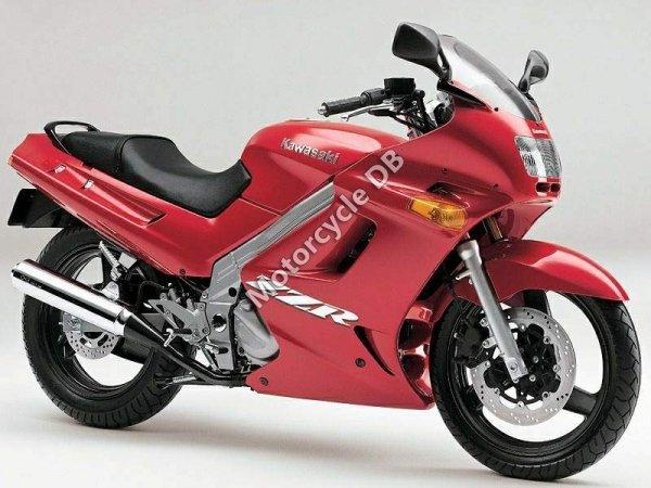 Kawasaki ZZ-R 250 2002 4049