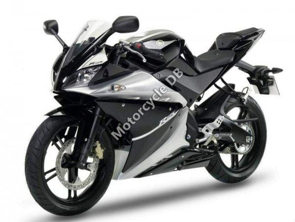 Yamaha YZF-R 125 2009 4036