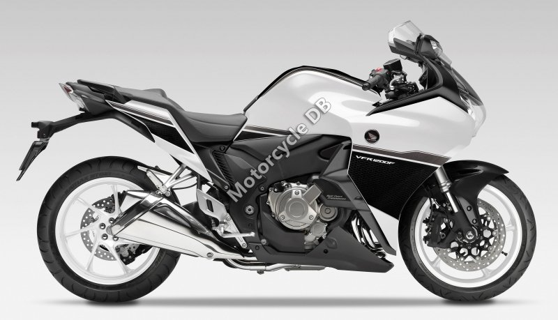 Honda VFR1200F 2014 30208