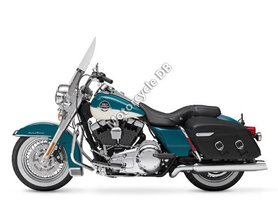 Harley-Davidson FLHRC Road King Classic 2009 3139