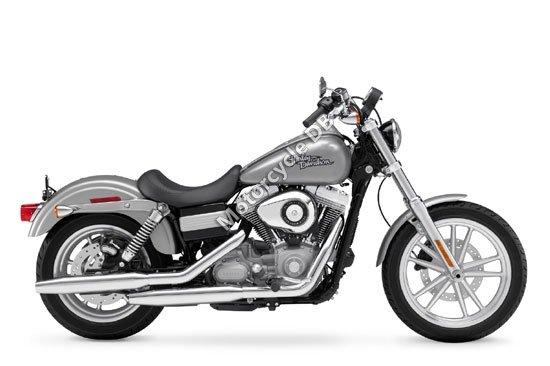 Harley-Davidson FXD Dyna Super Glide 2009 3103