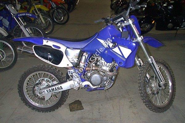 Yamaha WR 250 F 2002 10743