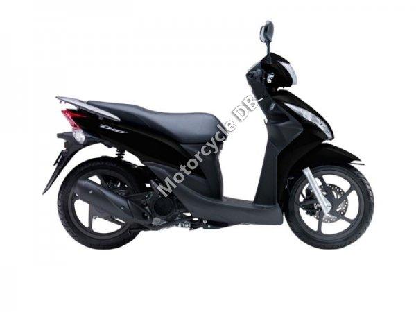 Honda NSC110 Dio 2014 23604