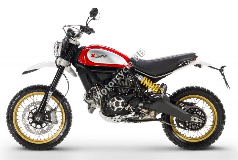 Ducati Scrambler Desert Sled 2017 31167