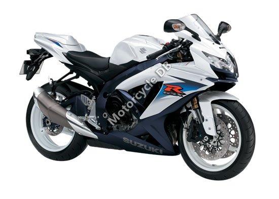 Suzuki GSX-R600 2010 4370