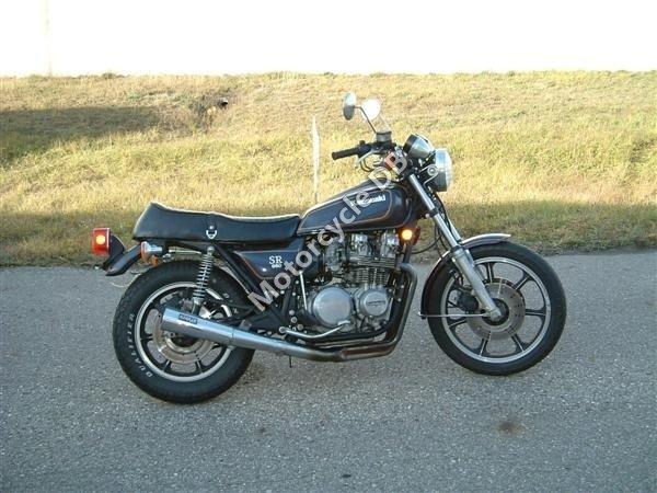 Kawasaki Z 650 SR 1980 7381