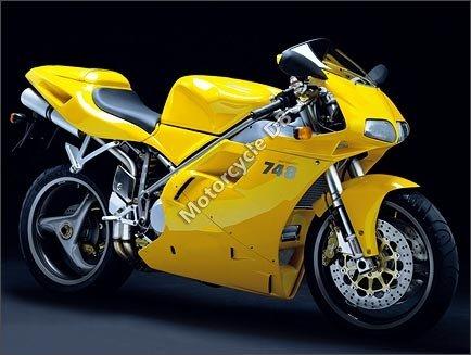 Ducati 748 Biposto 1995 13322