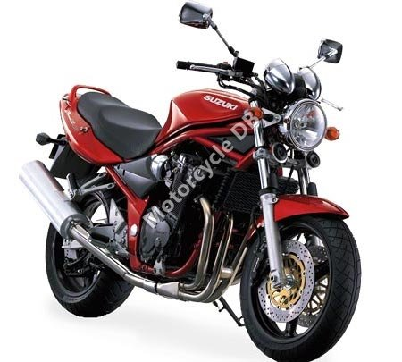 Suzuki GSF 1200 Bandit 2002 5953