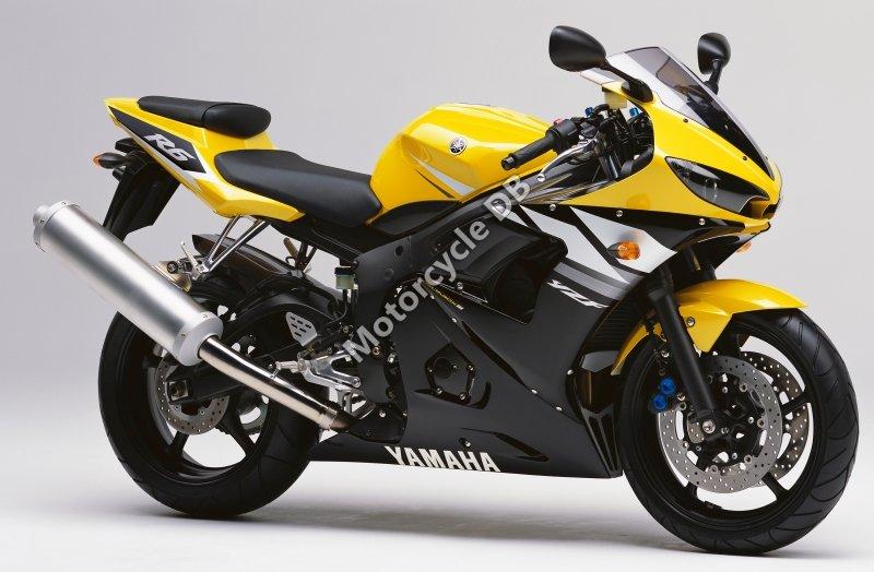 Yamaha YZF-R6 2001 25666