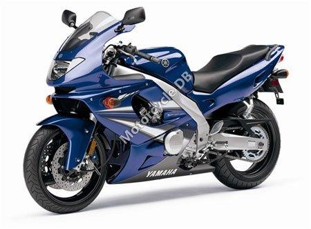 Yamaha YZF 600 R 2007 2229