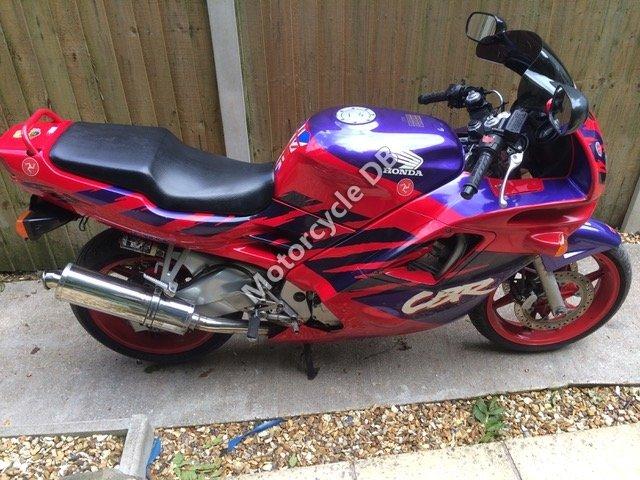 Honda CBR 600 F 1992 29971