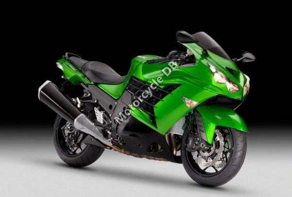 Kawasaki ZZR1400 2012 22211