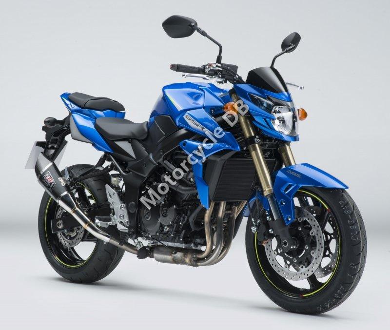 Suzuki GSR750 2014 27914