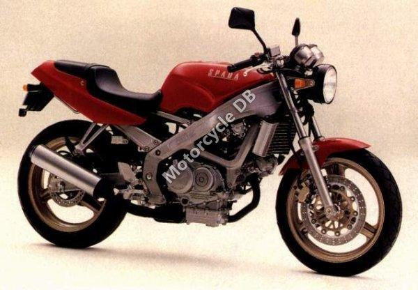 Honda VT 250 Spada OBI 1989 8381