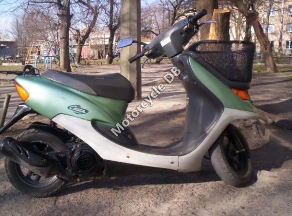 Honda Dio Cesta 2006 16062