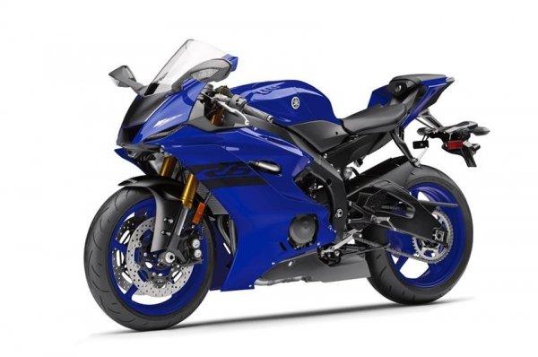 Yamaha YZF-R6 2018 23951